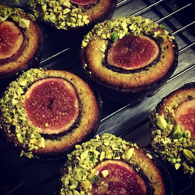 Figs mini Tart