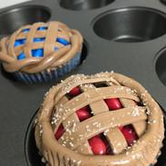 Pie Cupcake