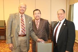 Dillard Rowe, Lawrence Carter,   Cliffor