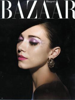 G6 Klaudia K for Harper's Bazaar