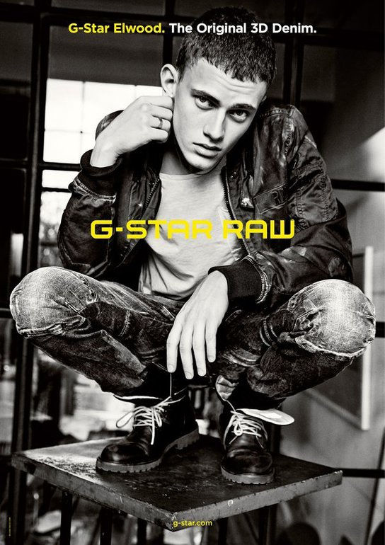 FB9 Jakub Simek for G-Star