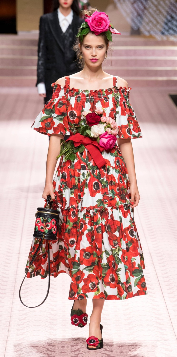 Dolce and Gabbana SS19 RTW MFW_edited