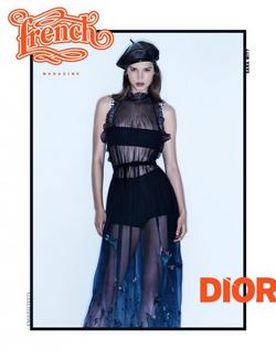 CD22 Sara Witt for French Magazine