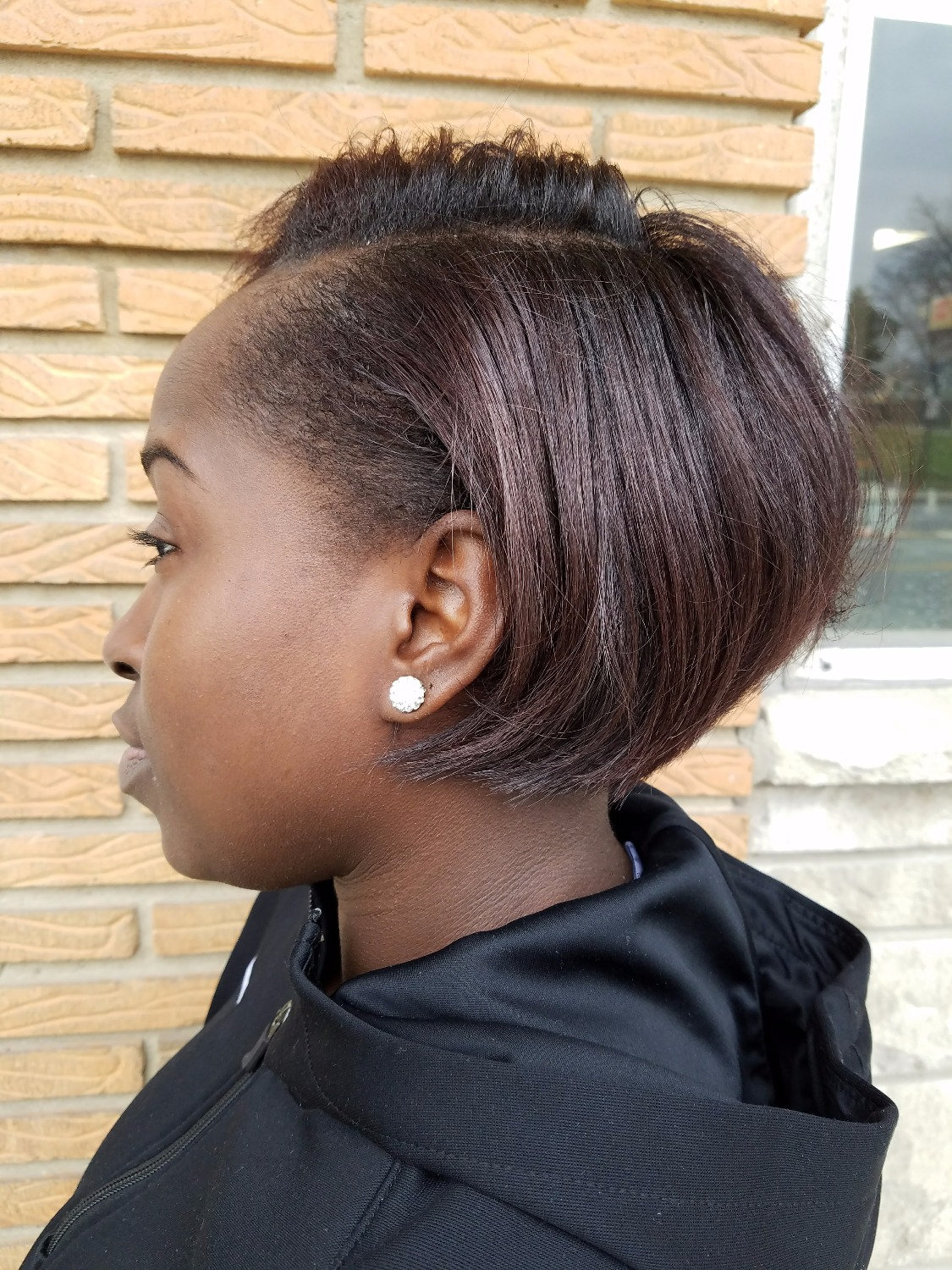 Sculpting *Hair Cut* and Style