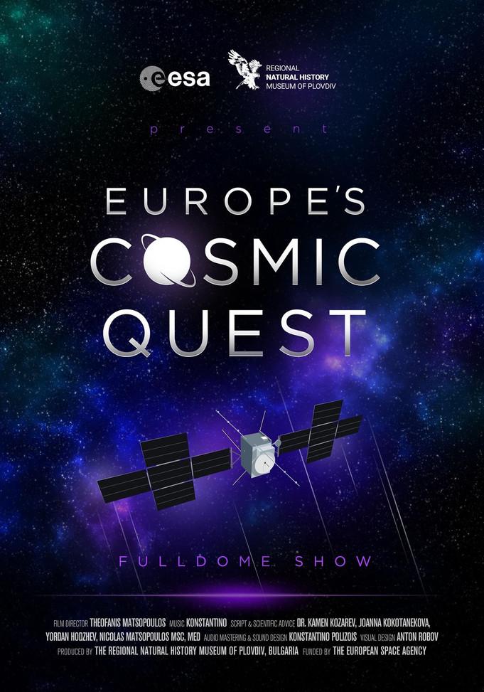 Europe's Cosmic Quest