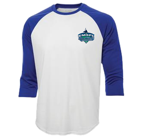 KMSPL 3/4 shirt - 2 colour