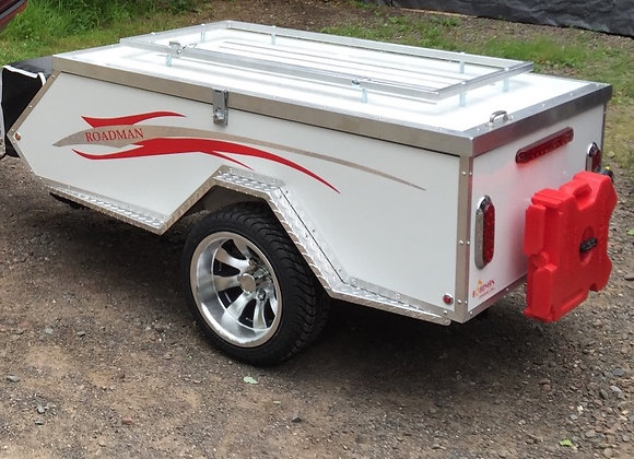 18 Cubic Ft Cargo Trailer