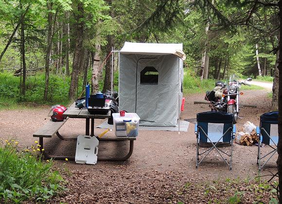 Queen Size Camper