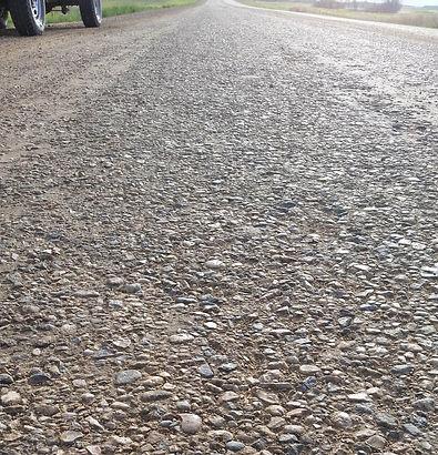stabilizer, design, americhem design, americhem, clay, logo, clay stabilizer, grader, saskatchewan, alberta, construction, adam dinwoodie, road, miles molstad, surface, gravel road, gravel, heavy haul, potash, mine, grader, packer, stabilizer