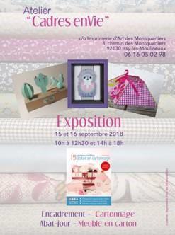 Exposition à Issy-les Moulineaux             les 15 et 16 septembre