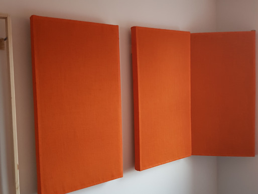 Making Acoustic Treatment