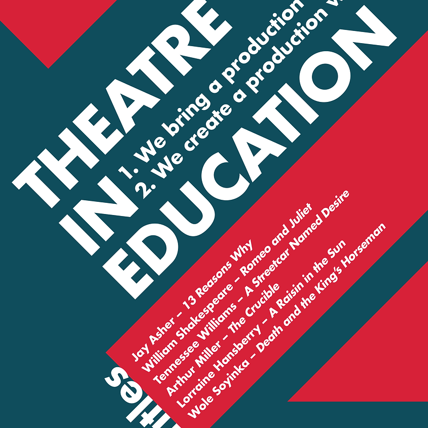 Theatre In Education