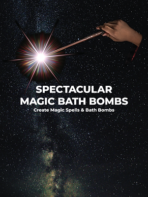 Spectacular Magic Bath Bombs