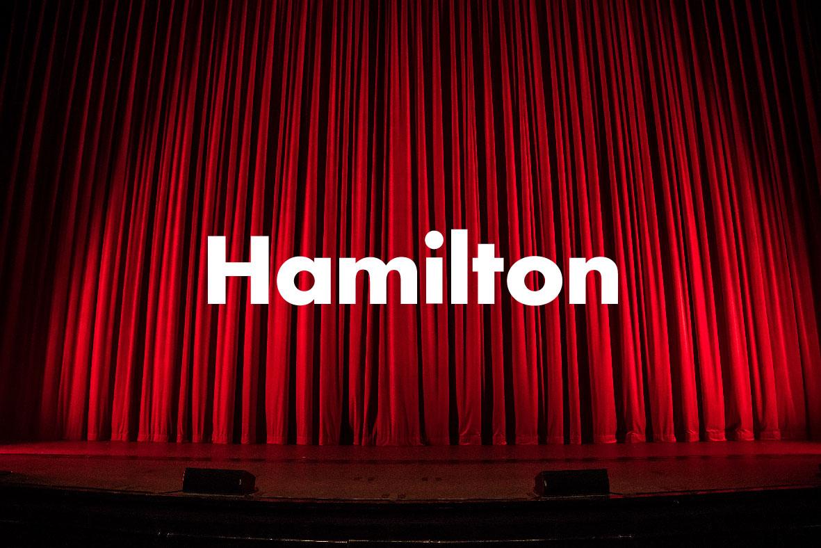 Musical Theatre - Hamilton (Additional)