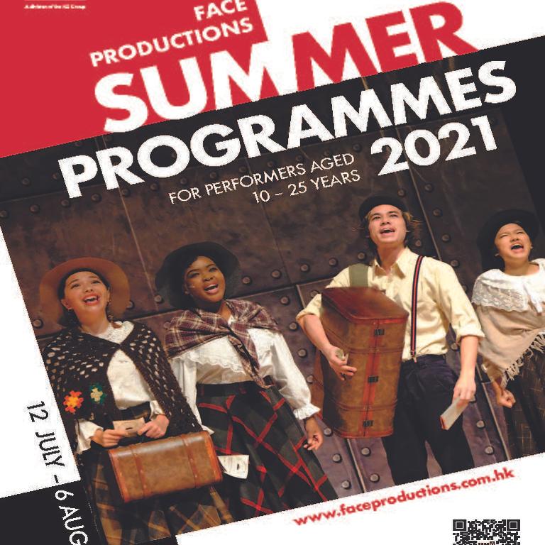 Face Academy™ Summer Programmes