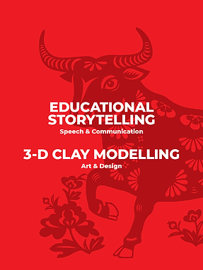 Educational Storytelling & 3-D Clay Modelling