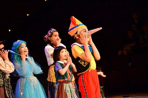 Musical Theatre Grade 3