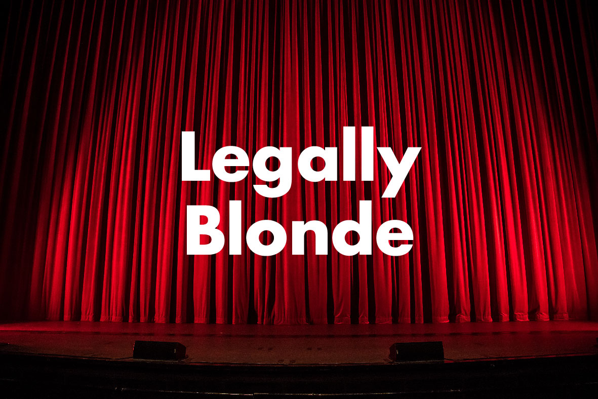Musical Theatre - Legally Blonde