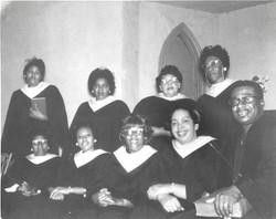 Morgan Babb and Choir