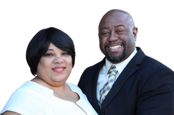 1st Lady and Pastor McDonald