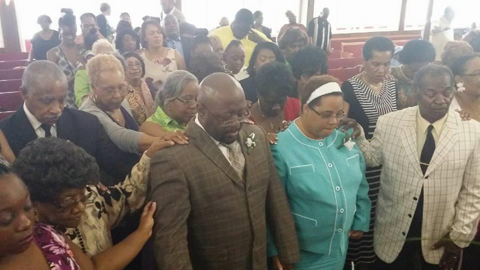 Church that prays together