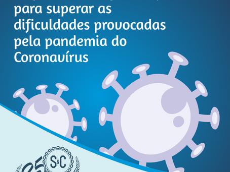 O que as OSCs podem fazer para superar as dificuldades provocadas pela pandemia do Coronavírus