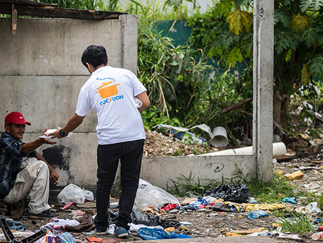 Pesquisa aponta que 41% das ONGs temem não ter apoio financeiro no pós-pandemia