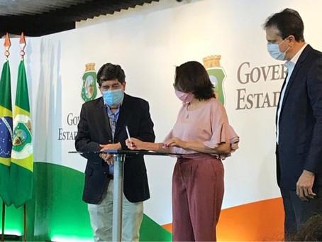 Criada Fundação de Saúde do Ceará
