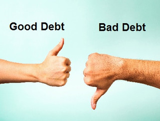 Good Debt VS. Bad Debt: Which Do You Have?