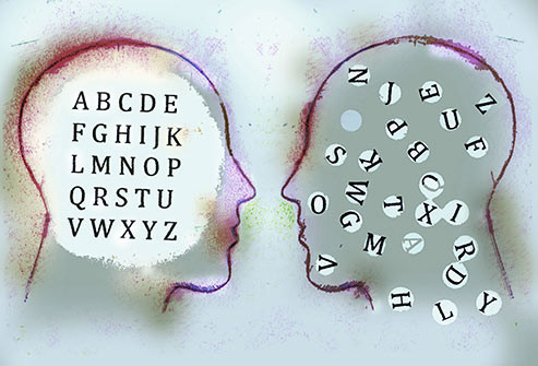 Dyslexia is learning disability but individuals are able to learn, just differently.