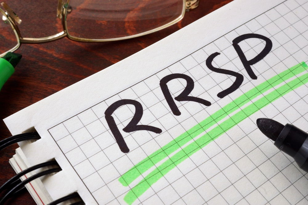 RRSP Contributions have tax benefits.
