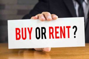Interest Rates. Buying or Renting?