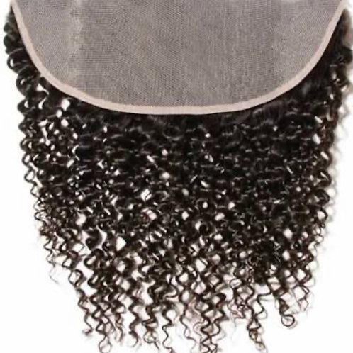 Italian Curly Frontal
