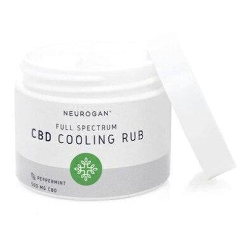 CBD Peppermind Rub