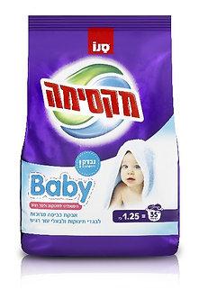 Стиральный порошок с алоэ вера Концентрированный SANO Maxima Baby