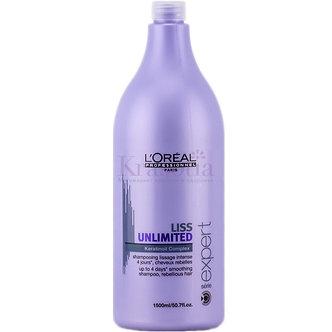 L'Oreal Prof Liss Unlimited Шампунь для непослушных волос ЛИСС АНЛИМИТИД
