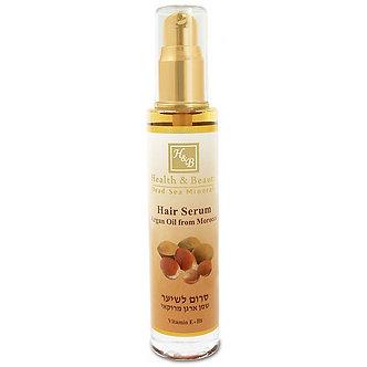 Сыворотка для волос Восстанавливающая Health and Beauty - масло арганы