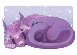 Спящая друлька