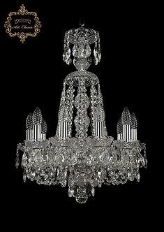 Bohemia Art Classic Хрустальная подвесная люстра 11.11.10.141.XL-62.Cr.Sp-62604