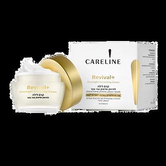 CARELINE REVIVAL+ ночной корректирующий крем