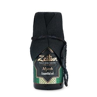 Zeitun Мирра, масло эфирное. 100% натуральное