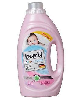 Жидкое средство для стирки детского белья, BURTI BABY Liquid