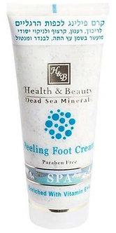 Health&Beauty Крем-пилинг для ног, 200мл