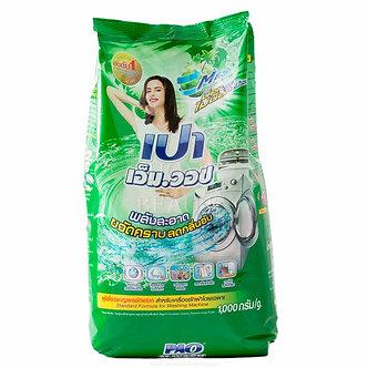 Lion Thai Pao M Wash Soft Порошок стиральный д/всех типов стиральных машин 1000г