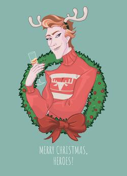 Рождественская Мойра (а6)