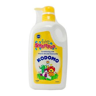 """LION Шампунь+кондиционер """"Кодомо"""" для детей 750мл"""
