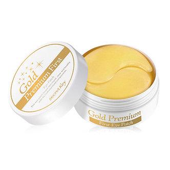 Secret Key Gold Premium Патчи для глаз с золотом Gold Premium First Eye Patch 60