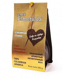 Кофе молотый Cafe Esmeralda Colombian Classic ESPRESSO