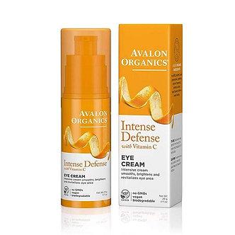 Крем для кожи вокруг глаз с витамином С AVALON ORGANICS