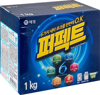 Kerasys Perfect Multi Solution для цветного и белого белья 1 кг